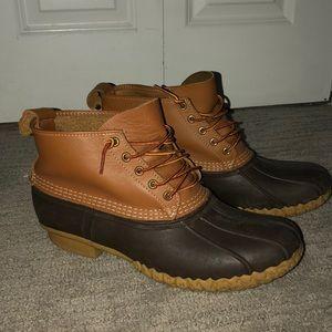 Men's LL Bean boots